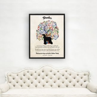 Afghan Greyhound, Family Tree, Dog Memorial,