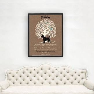 Beagle Dog, Family Tree, Dog Memorial,