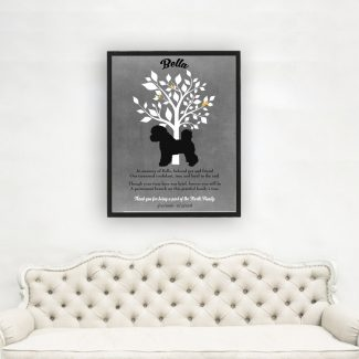 Bichon Frise, Family Tree, Dog Memorial,