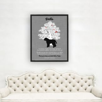 Bouvier Des Flandres, Family Tree, Poem,