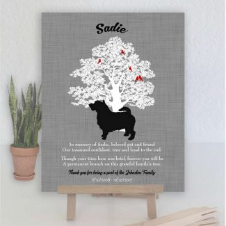 Cairn Terrier, Family Tree, Dog Memorial,