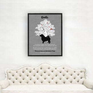 Cairn Terrier, Family Tree, Dog Memorial,