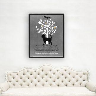 Chihuahua, Family Tree, Dog Memorial, Poem,