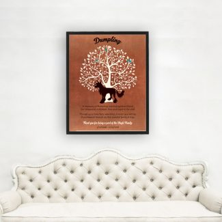 Chinese Crested, Family Tree, Dog Memorial,