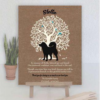 East Siberian Laika, Family Tree, Poem,