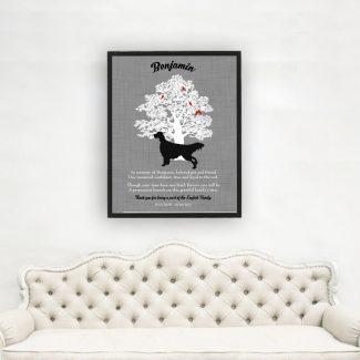 English Setter, Family Tree, Dog Memorial,