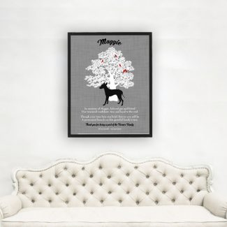 Mexican Hairless Dog, Dog Memorial, Family