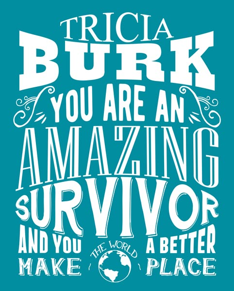 You Are An Amazing Survivor Breast Cancer Awareness Fighter Gift Personalized For Dawn