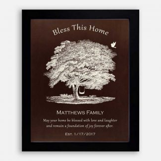 Personalized Gift For Home, A Gift