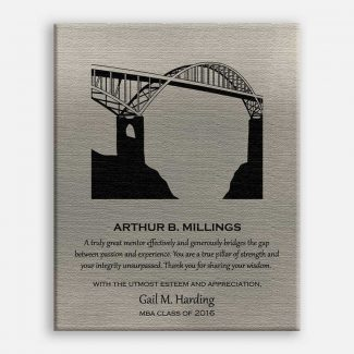 Personalized Mentor Gift, Employee Gift, Thank
