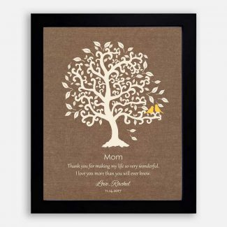 Personalized Mother's Day Gift, Gift From