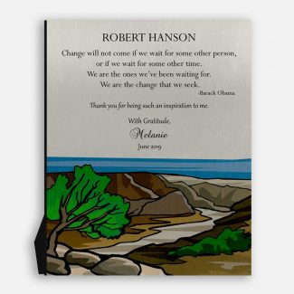 Personalized Gift For Mentor, Leader Gift,