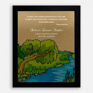 Personalized Gift For Sympathy, Loss Of