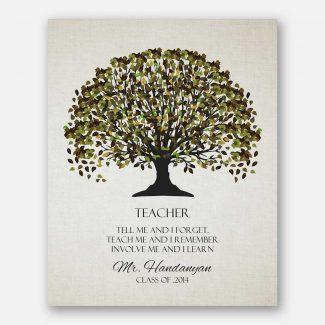 School Teacher Appreciation End of Year