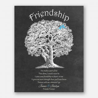 Friendship Best Friends Poem You Make