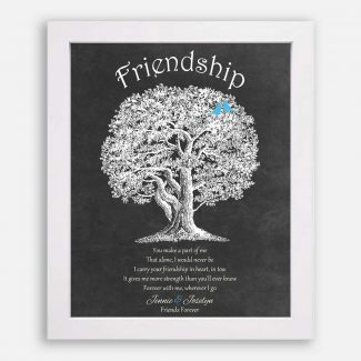 Friendship Best Friends Poem You Make