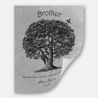 Brother Oak Tree Hummingbird I Will