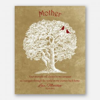 Mother Oak Tree Your Strength Will