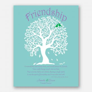 Print  Friendship Best Friends Quote