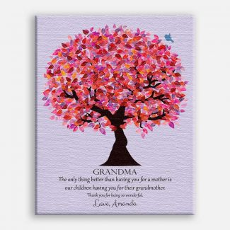 Gift For Grandma Personalized Gift For
