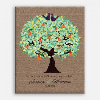 Pridge In A Pear Tree First