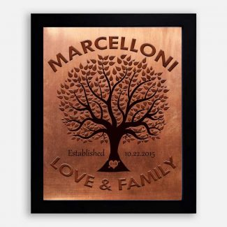 Love And Family Tree of Life