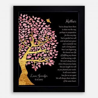 Gift For Mom | Personalized Tree