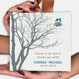 Memorial Gift, Personalized Sympathy Gift, Loss