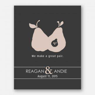 We Make A Great Pair