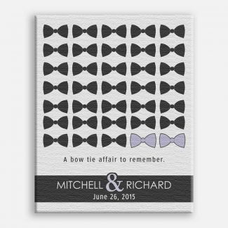 A Bow Tie Affair To Remember