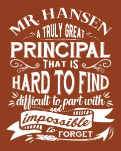 Read more about the article School Principal Retirement Year End Appreciation Gift – Personalized for Suzanne