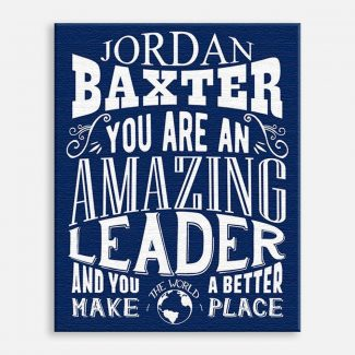 Leader Amazing Custom Gift For Visionary