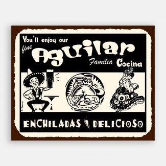 Fine Family Cocina Custom Retro Spanish