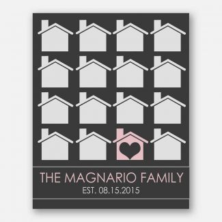 Housewarming Gift For Family or Couple