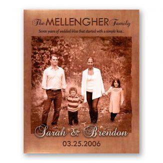 7 Year Anniversary, Family Photo, 7th