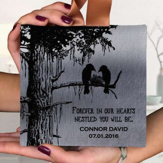 Personalized Memorial Gift, Sympathy Gift, Loss